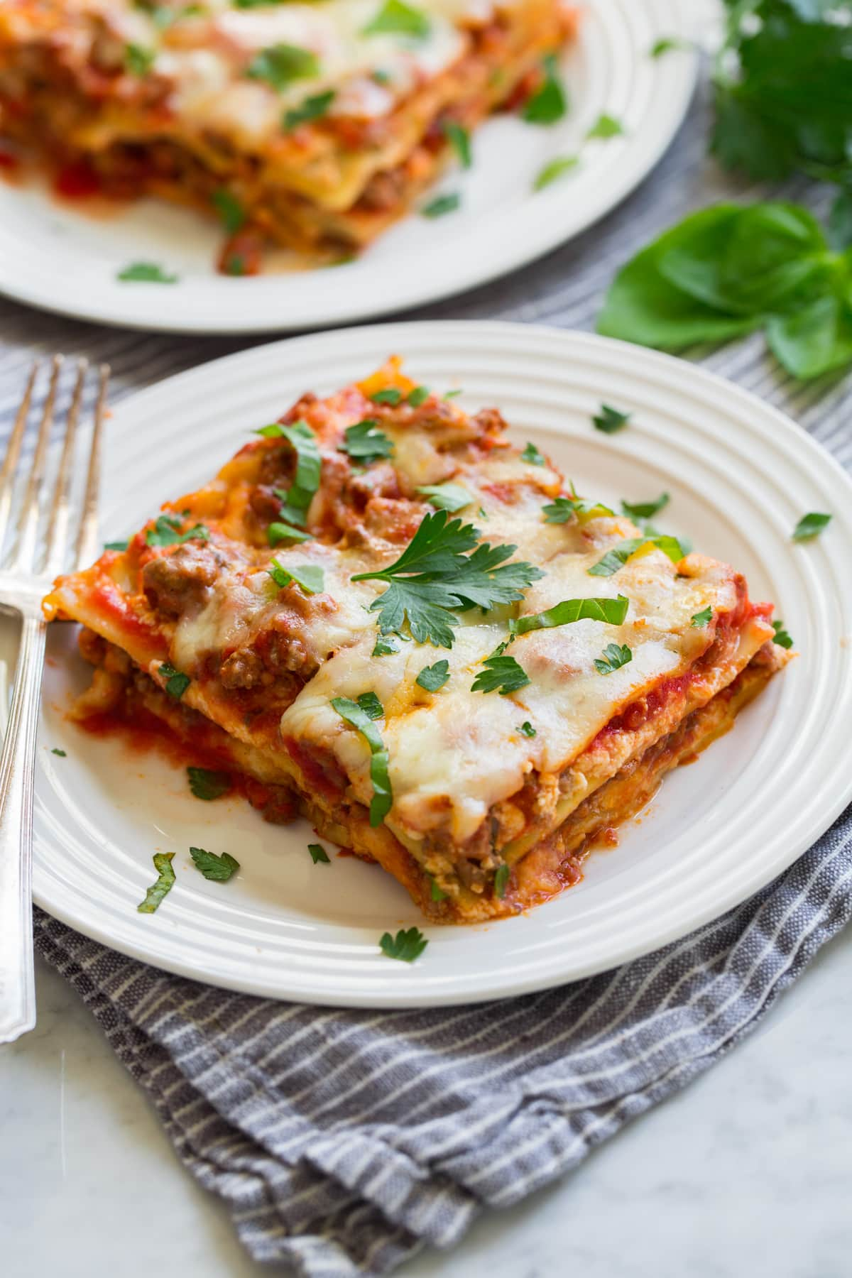 The Easiest Lasagna Recipe Ever Cooking Classy