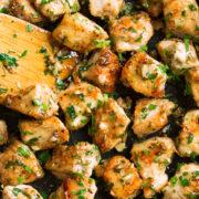 Garlic Butter Chicken Bites