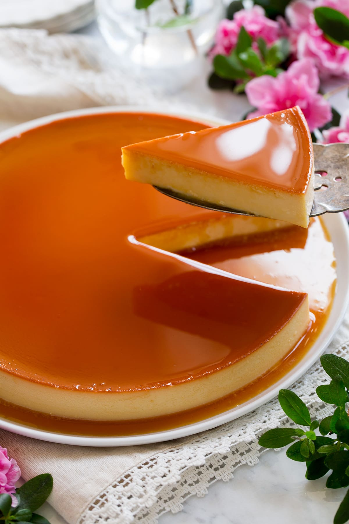 Flan Recipe The Best Cooking Classy