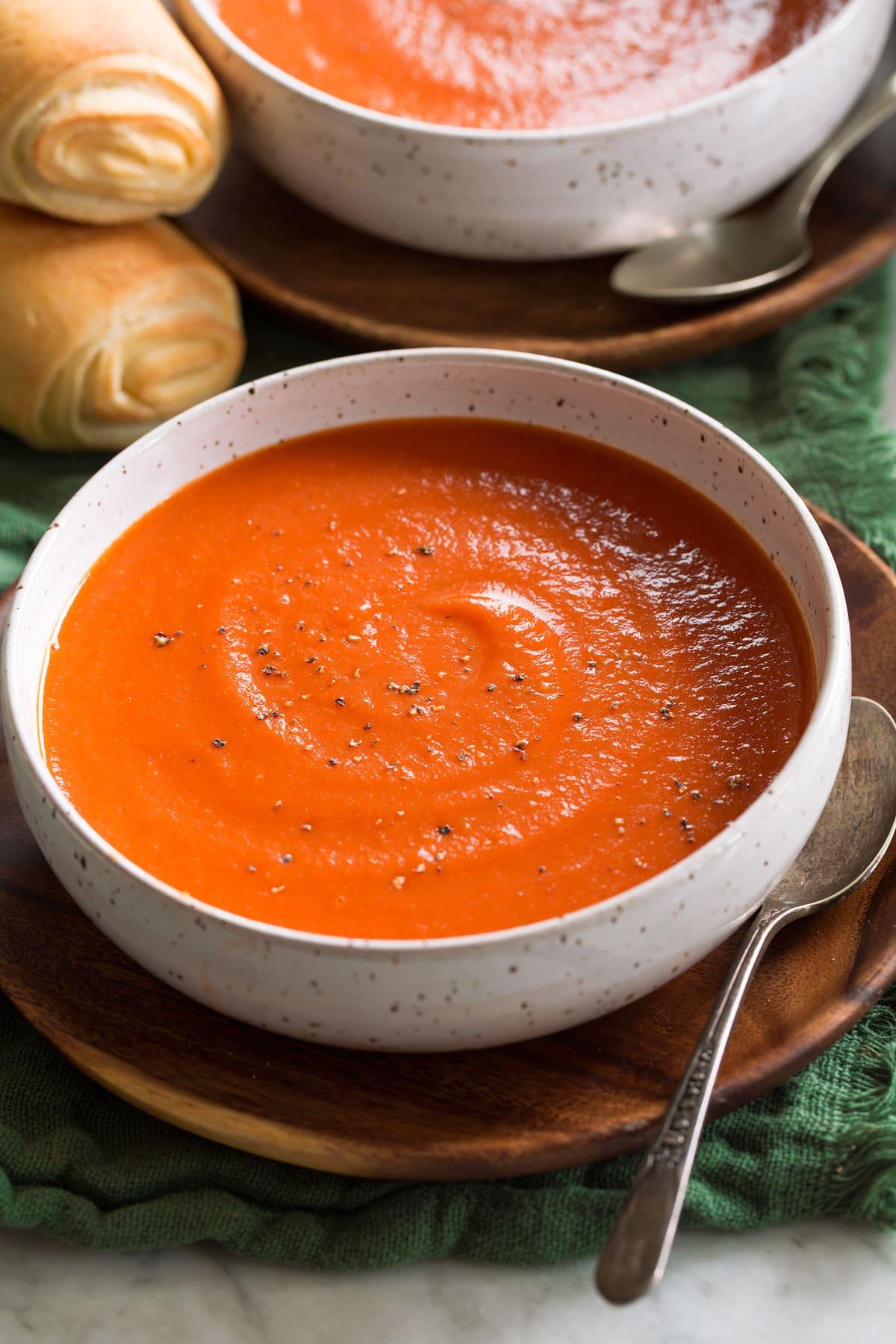 Tomato Soup Recipe Cooking Classy