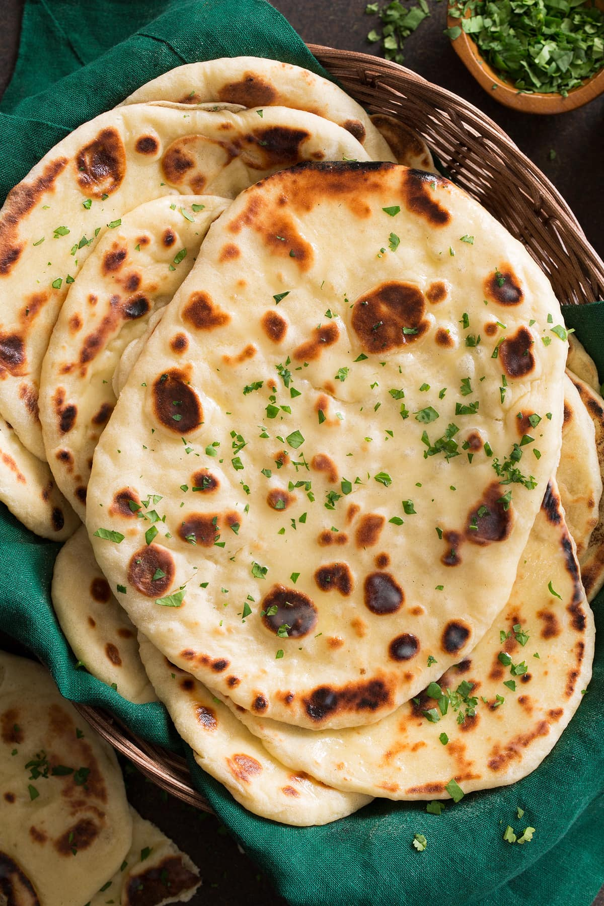 Naan Bread Recipe Cooking Classy